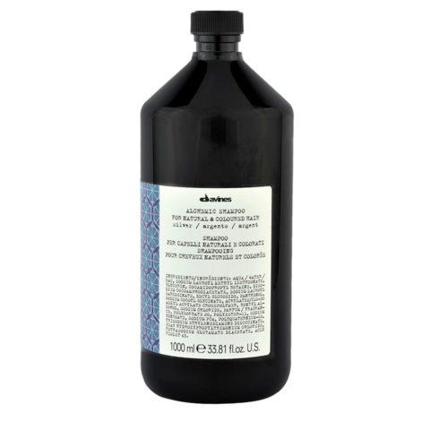 Davines Alchemic Shampoo Silver 1000ml