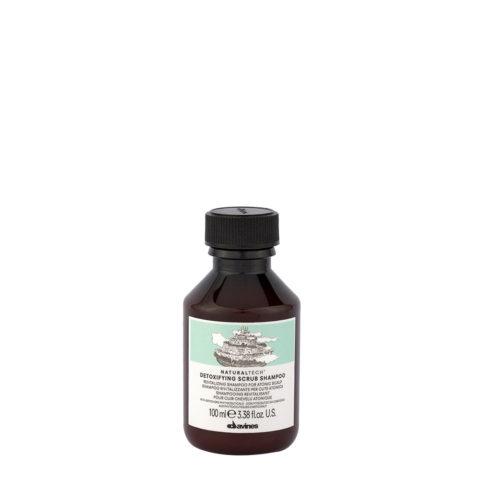 Davines Naturaltech Detoxifying Scrub Shampoo 100ml