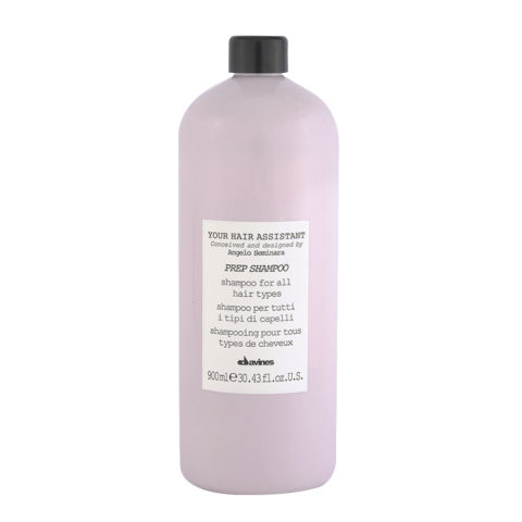 Davines YHA Prep shampoo 900ml - for all hair types