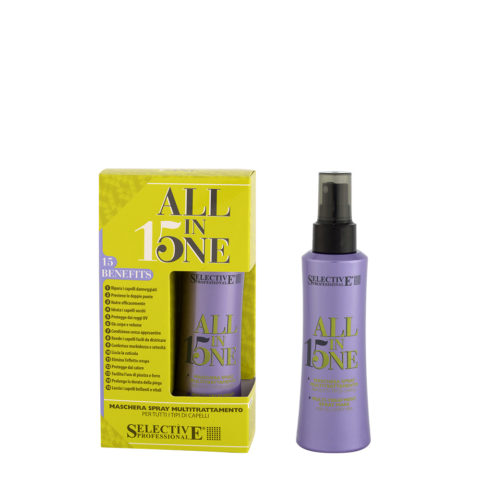 Selective All in one 150ml - multi treatment hairspray