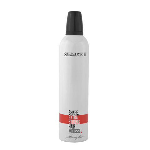 Selective Artistic flair Shape Extra strong Hair Mousse 400ml - extra strong mousse