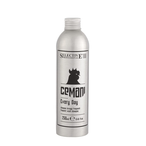 Selective Cemani Every day shampoo 250ml - frequent washing