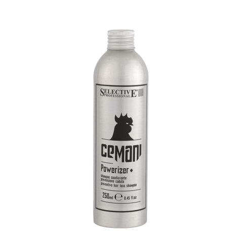 Selective Cemani Powerizer  shampoo 250ml - preventive hair loss shampoo