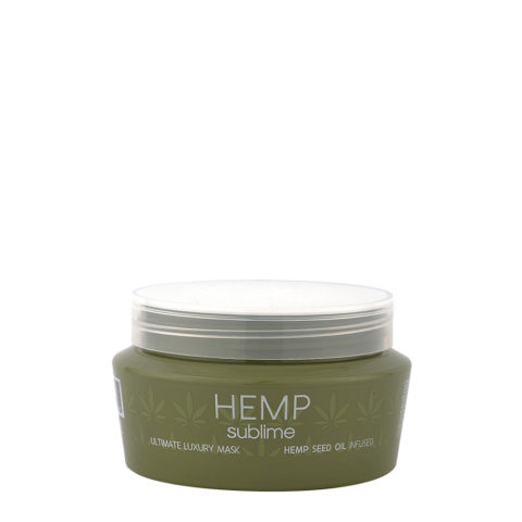 Selective Hemp sublime Ultimate luxury Mask 250ml - hemp seed oil mask