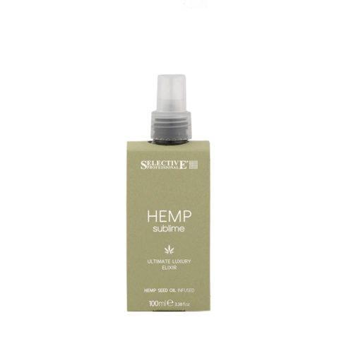 Selective Hemp sublime Ultimate luxury Elixir 100ml