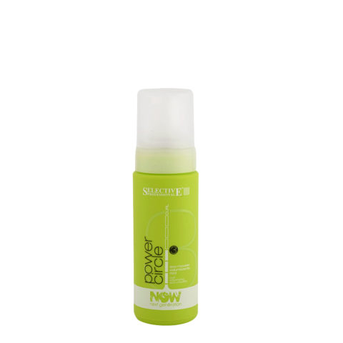 Selective Now Curl Power Circle 150ml - curl volumizing eco mousse
