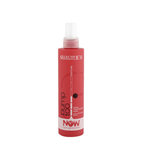 Selective Now Texture Pump too 200ml - root volumizing spray