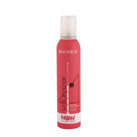 Selective Now Texture Volumizer 250ml - volumizing mousse