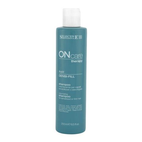 Selective On care Densi fill shampoo 250ml - volumizing shampoo