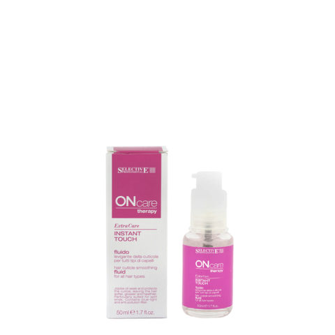 Selective On care Extra care Instant touch fluid 50ml - smoothing fluid of the cuticle