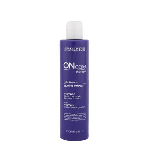 Selective On care Color Defense Silver Power Shampoo 250ml
