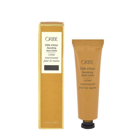 Oribe Côte d'Azur Nourishing Hand Crème 30ml - hands moisturizer