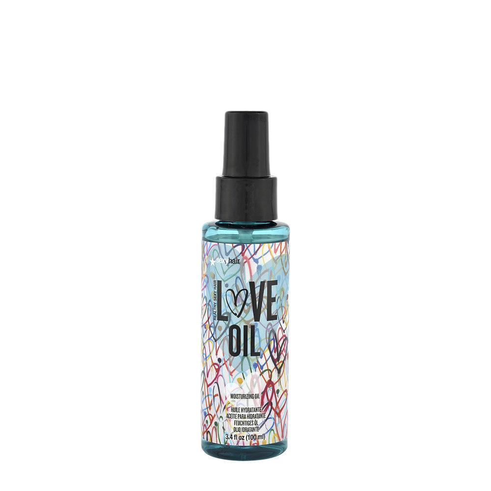 Healthy Sexy Hair Love oil 100ml - moisturizing oil