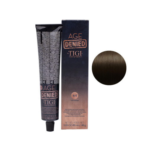 3/0 Dark natural brown Tigi Age Denied 90ml