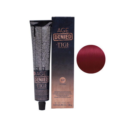 7/64 Red copper blonde Tigi Age Denied 90ml