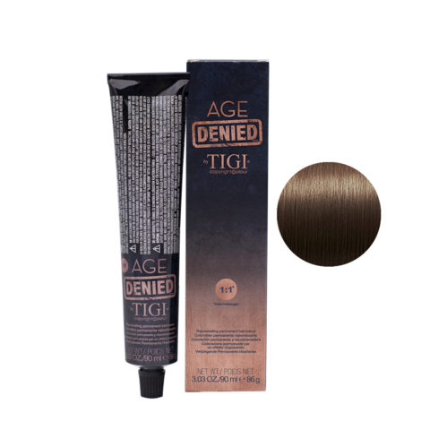 4/30 Golden natural brown Tigi Age Denied 90ml