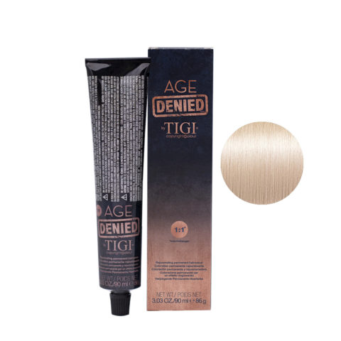 10/32 Extra light golden violet blonde Tigi Age Denied 90ml