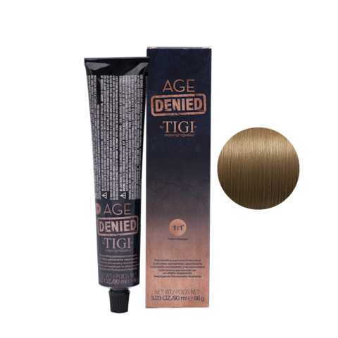 7/31 Golden blue blonde Tigi Age Denied 90ml