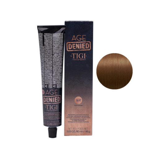6/34 Dark golden copper blonde Tigi Age Denied 90ml