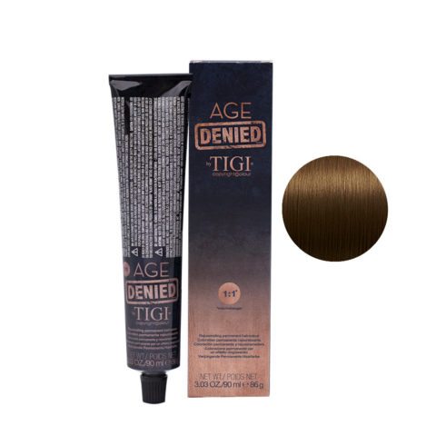 5/3 Light golden brown Tigi Age Denied 90ml