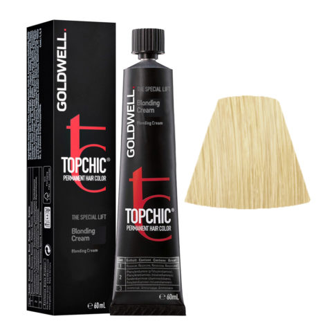 BLOCR Blonde cream Goldwell Topchic Special lift tb 60ml