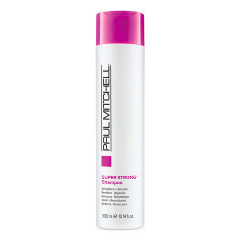 Paul Mitchell Super strong shampoo 300ml - strenghtens and rebuilds