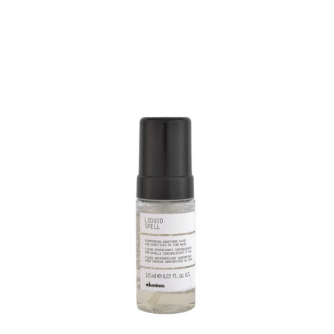 Davines Liquid spell 125ml - Reinforcing bodifying fluid for damaged or fine hair