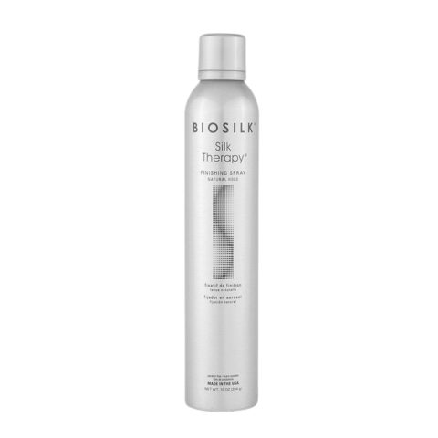 Biosilk Silk Therapy Styling Finishing Spray Natural Hold 284gr -