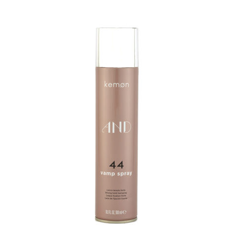 Kemon And Finishing 44 Vamp spray 300ml - strong hold hairspray