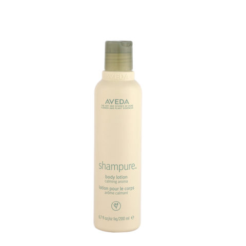 Aveda Shampure Body Lotion 200ml - moisturizing body lotion