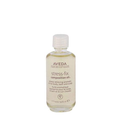 Aveda Bodycare Stress-Fix Composition Oil 50ml - aromatic oil for body