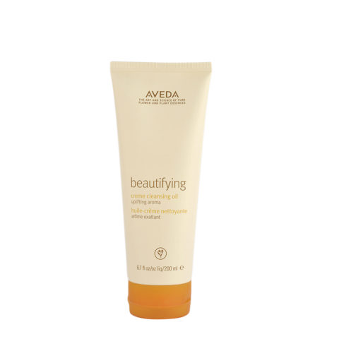 Aveda Bodycare Beautifying Creme Cleansing Oil 200ml - body cleanser