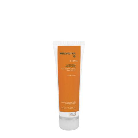 Medavita Lenghts Beta-Refibre Reconstructive hair mask pH 2.6  50ml