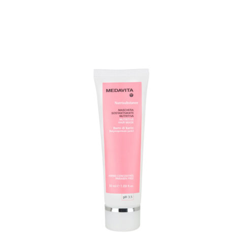 Medavita Lenghts Nutrisubstance Nutritive hair mask pH 3.5  50ml