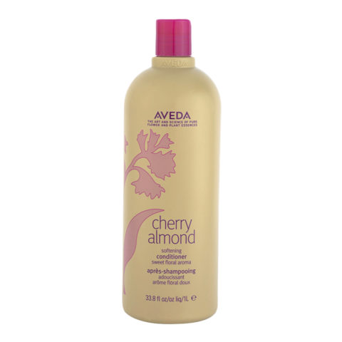 Aveda Cherry Almond Softening Conditioner 1000ml - conditioner balsam