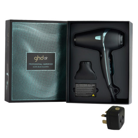 GHD AIR Glacial Blue Collection - Hairdryer