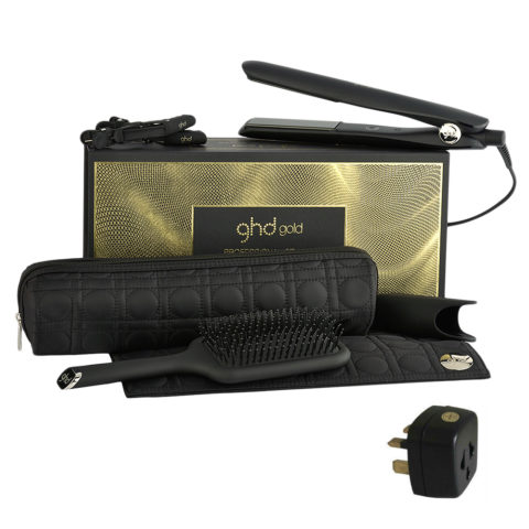 GHD Gold Professional Styler Smooth Styling Gift Set