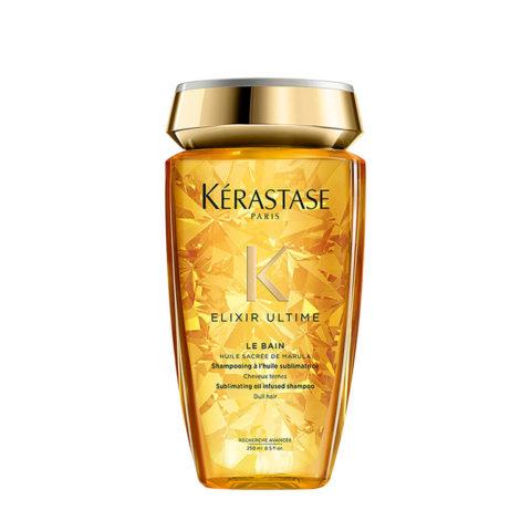 Kerastase Elixir Ultime Le Bain 250ml - Hydrating Shampoo