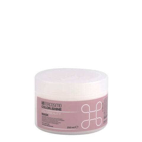 Intercosmo Color & Shine Color Beauty Mask 250ml - mask revives color