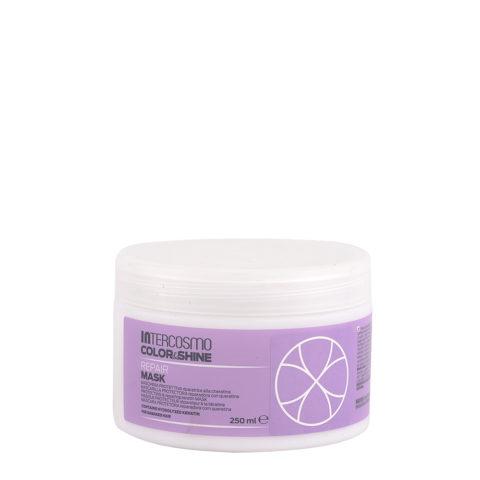 Intercosmo Color & Shine Repair Mask 250ml - protecting & repairing keratin mask