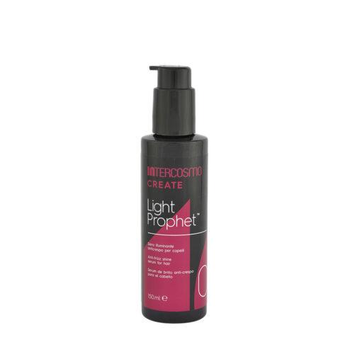 Intercosmo Create 0 Light Prophet 150ml - antifrizz shine serum