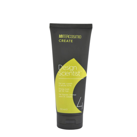 Intercosmo Create Design Scientist 200ml - strong hold hair