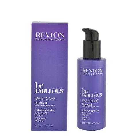 Revlon Be Fabulous Daily care Fine hair Volume texturizer 150ml - volumizing lotion