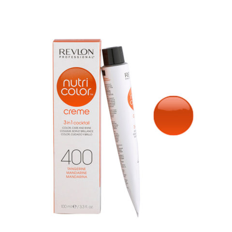 Revlon Nutri Color Creme 400 Tangerine 100ml - color mask
