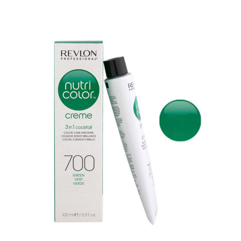 Revlon Nutri Color Creme 700 Green 100ml - color mask