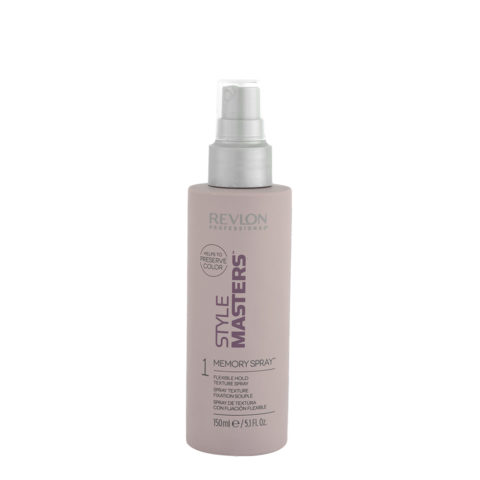 Revlon Style Masters Creator 1 Memory Spray 150ml - flexible hold texture spray