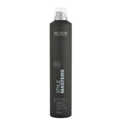 Revlon Style Masters The Must haves 2 Modular 500ml - medium hold Hairspray