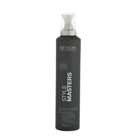 Revlon Style Masters The Must haves 2 Modular Mousse 300ml - medium hold styling mousse