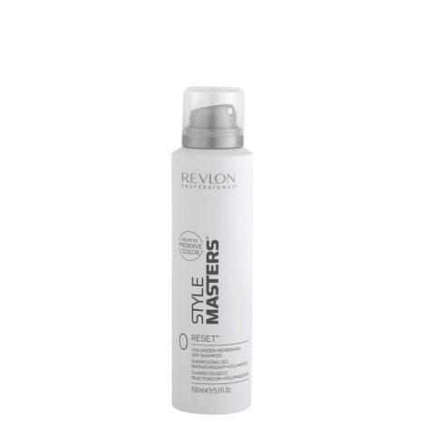 Revlon Style Masters Double or nothing 0 Reset 150ml - volumizer   refresher dry shampoo