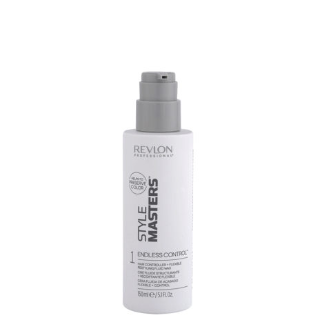 Revlon Style Masters Double or nothing 1 Endless Control 150ml - hair controller   flexible restyling fluid wax